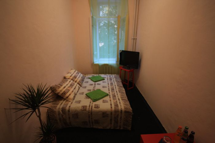 Giraffe Hostel, Moscow, Russia, hostels for vacationing in winter in Moscow