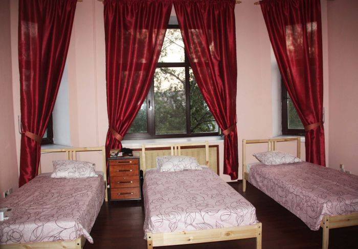 Hostel Orange, Moscow, Russia, best Europe hostel destinations in Moscow