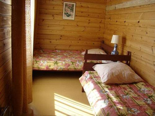 Lakeside Guesthouse, Listvyanka, Russia, experience living like a local, when staying at a hostel in Listvyanka