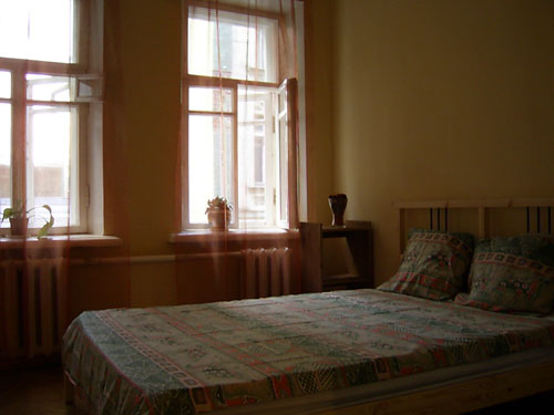 Transsiberian Hostel, Moscow, Russia, popular locations with the most hostels in Moscow