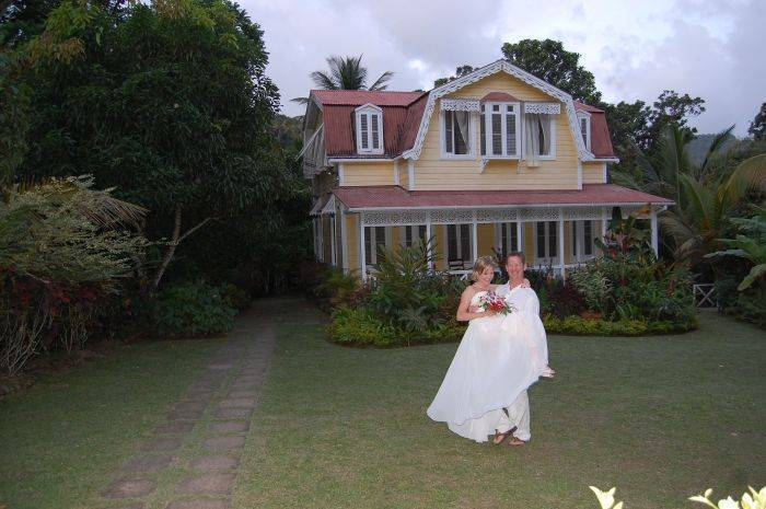 Fond Doux Holiday Plantation, Soufriere, Saint Lucia, Saint Lucia bed and breakfasts and hotels
