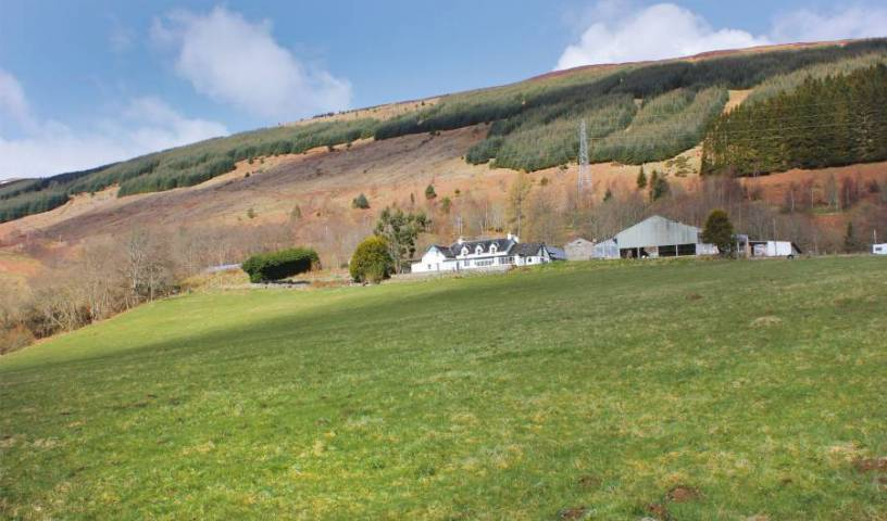 Boreland Loch Tay -  Aberfeldy, bed & breakfast deals 7 photos