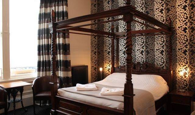 Inverleith Hotel -  Edinburgh, cheap bed and breakfast 10 photos