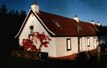 Hillview Cottage, Stirling, Scotland, best bed & breakfasts for cuisine in Stirling