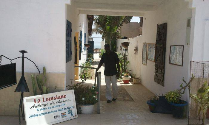 La Louisiane, Nord, Senegal, Senegal hostels and hotels