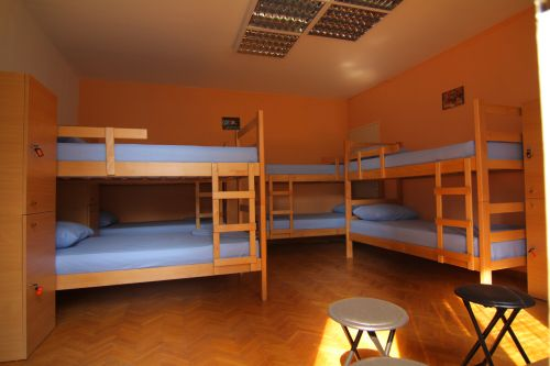 1001 Nights Hostel, Belgrade, Serbia, youth hostels and backpackers for mingling with locals in Belgrade