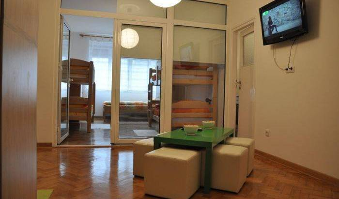 Dali Hostel - Search for free rooms and guaranteed low rates in Belgrade, backpacker hostel 7 photos