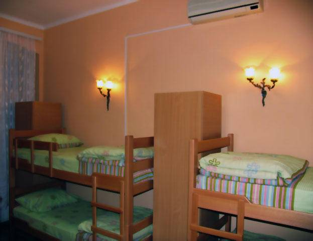 Eurostar Hostel, Belgrade, Serbia, romantic hostels and destinations in Belgrade