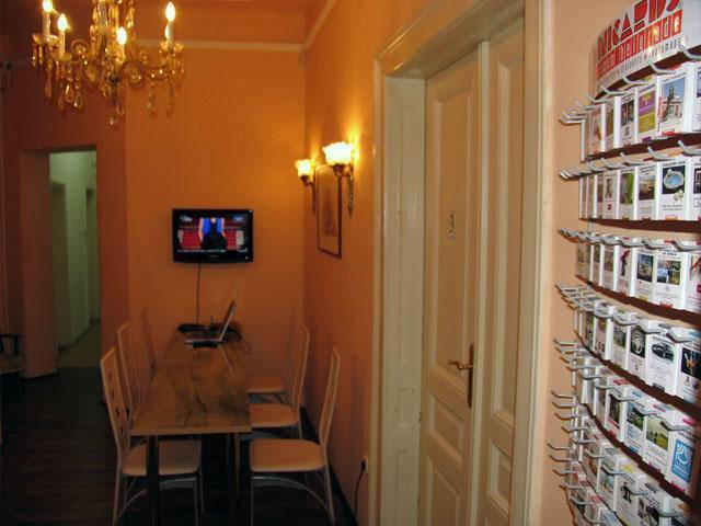 Eurostar Hostel, Belgrade, Serbia, Serbia hostels and hotels