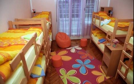 Happy Hostel, Belgrade, Serbia, Serbia hostels and hotels