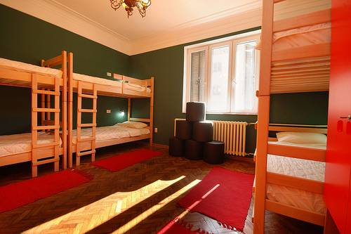 Hostel Le Jardin, Belgrade, Serbia, big savings on hostels in destinations worldwide in Belgrade