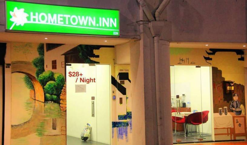 Hometown.inn - Get cheap hostel rates and check availability in People's Park 23 photos