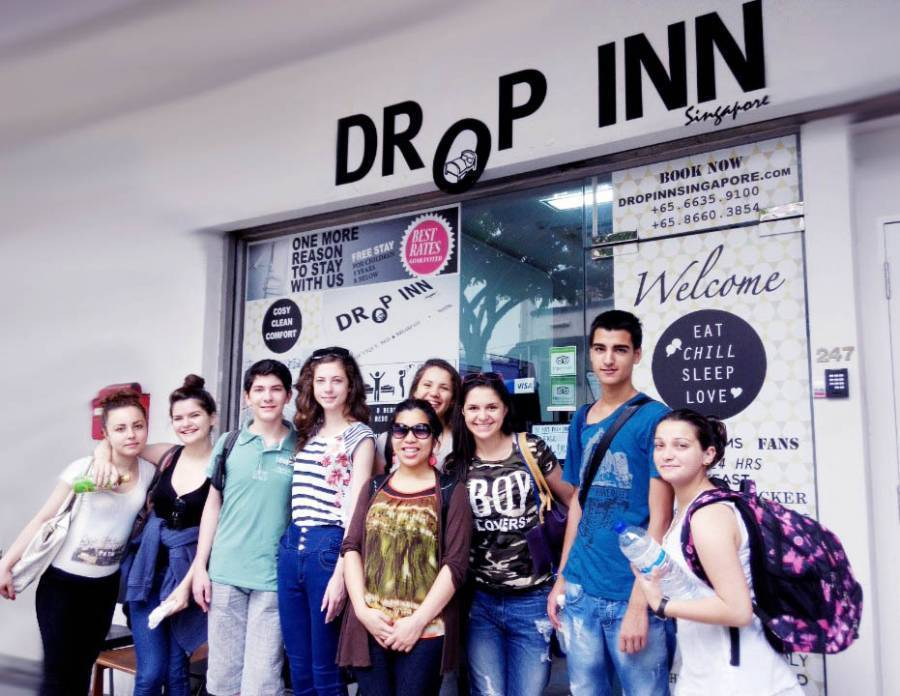 Drop Inn Singapore, Singapore, Singapore, Singapore hostels and hotels