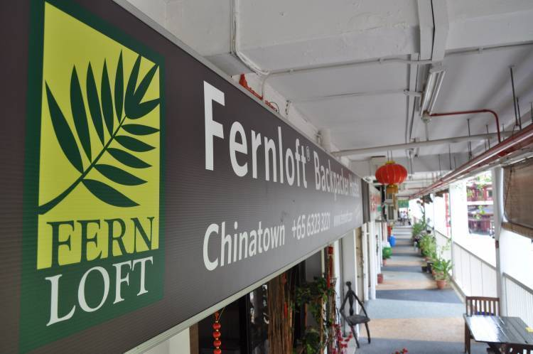 Fernloft Chinatown, Singapore, Singapore, adult vacations and destinations in Singapore