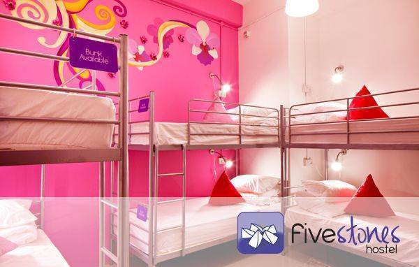 Five Stones Hostel, Singapore, Singapore, outstanding travel and hostels in Singapore