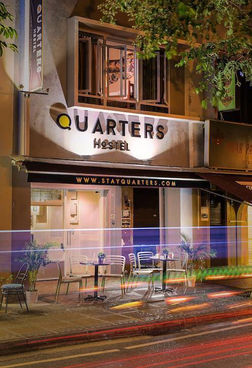 Quarters Hostel, Singapore, Singapore, bed & breakfasts, special offers, packages, specials, and weekend breaks in Singapore