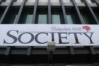 Society Backpackers Hotel, Singapore, Singapore, Singapore schroniska i hotele
