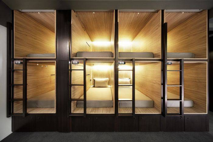 The Pod - Boutique Capsule Hotel, Kampong Bugis, Singapore, Singapore hostels and hotels