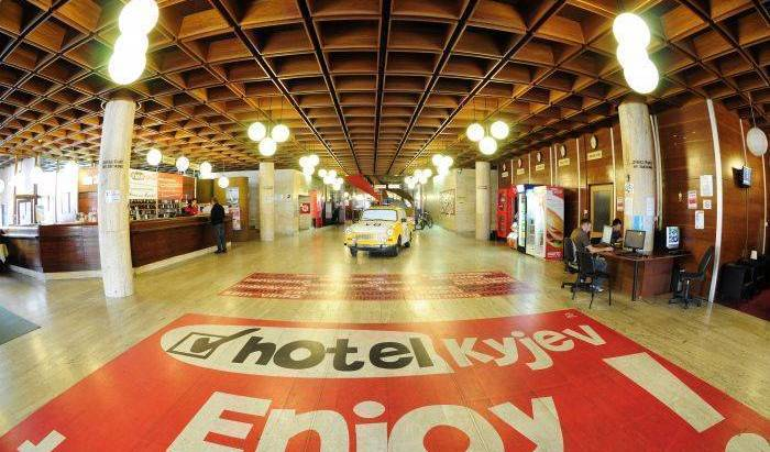 Hotel Kyjev - Search for free rooms and guaranteed low rates in Bratislava 12 photos