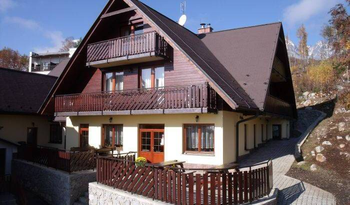Penzion Lesna - Search for free rooms and guaranteed low rates in Vysoke Tatry 12 photos