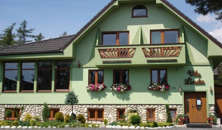 Vila Linda - Search for free rooms and guaranteed low rates in Stara Lesna, budget holidays in Zakopane, Poland 18 photos