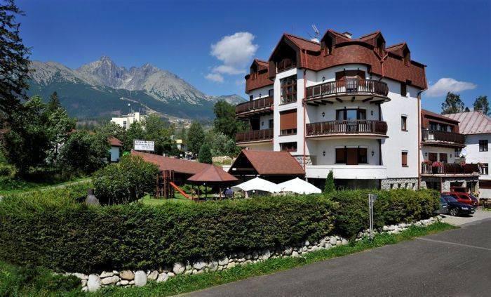 Resort Beatrice Tatranska Lomnica, Tatranska Lomnica, Slovakia, Slovakia bed and breakfasts and hotels