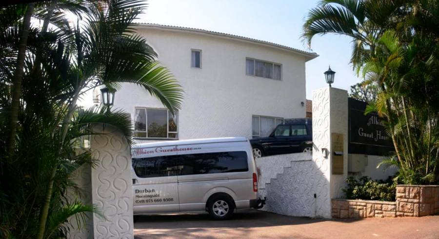 Davaar Guest House and Conference Centre, Durban, South Africa, 拥有顶级声望和床位的地方早餐 在 Durban