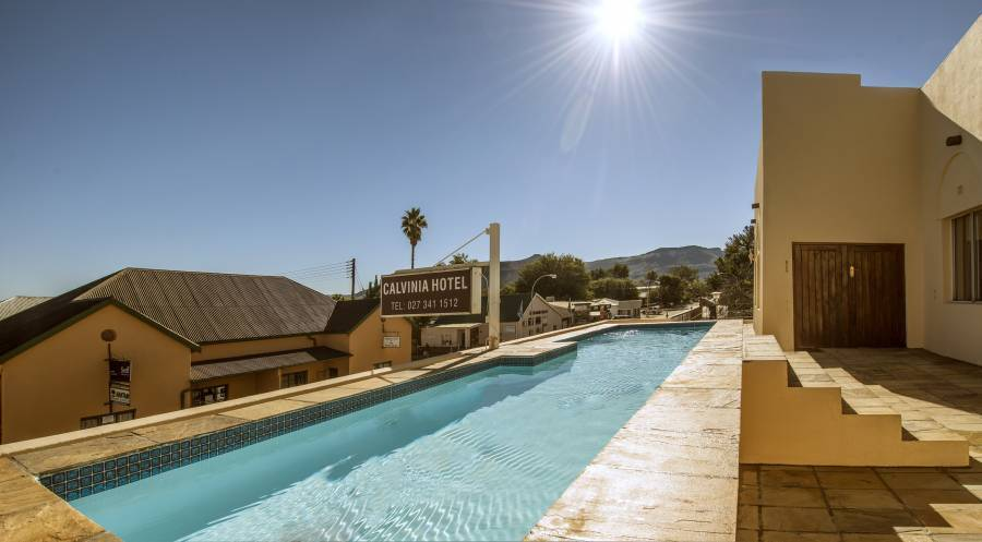 Calvinia Hotel, Calvinia, South Africa, popular travel in Calvinia