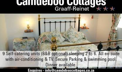 Camdeboo Cottages B and B - Search for free rooms and guaranteed low rates in Graaff-Reinet 22 photos