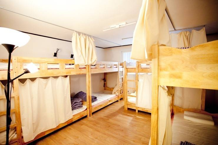 Crossroad Backpackers Hongdae, Seoul, South Korea, fast and easy bookings in Seoul