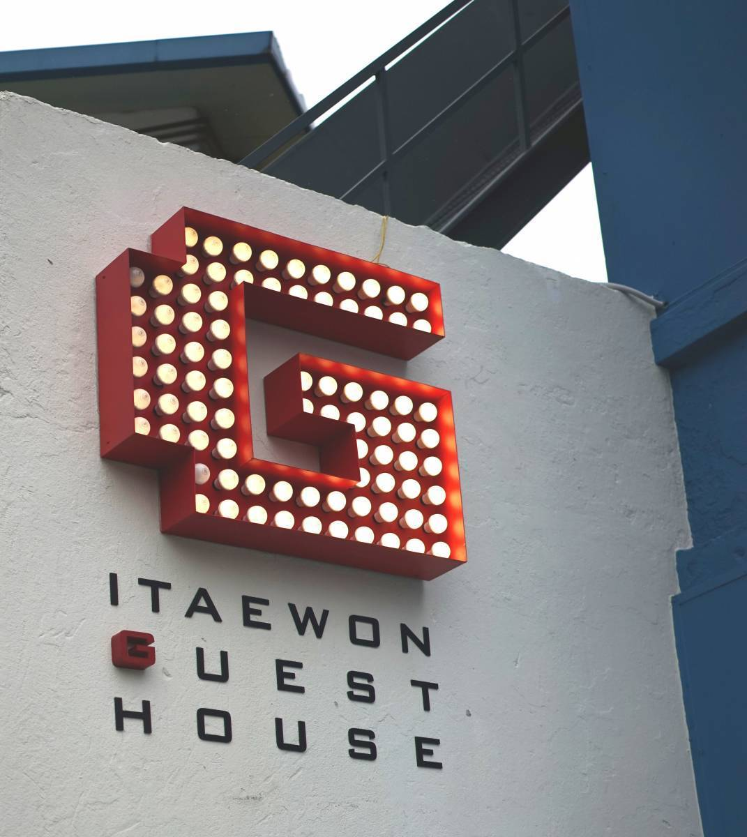 G Itaewon Guest House, Seoul, South Korea, top 10 cities with hostels and cheap hotels in Seoul