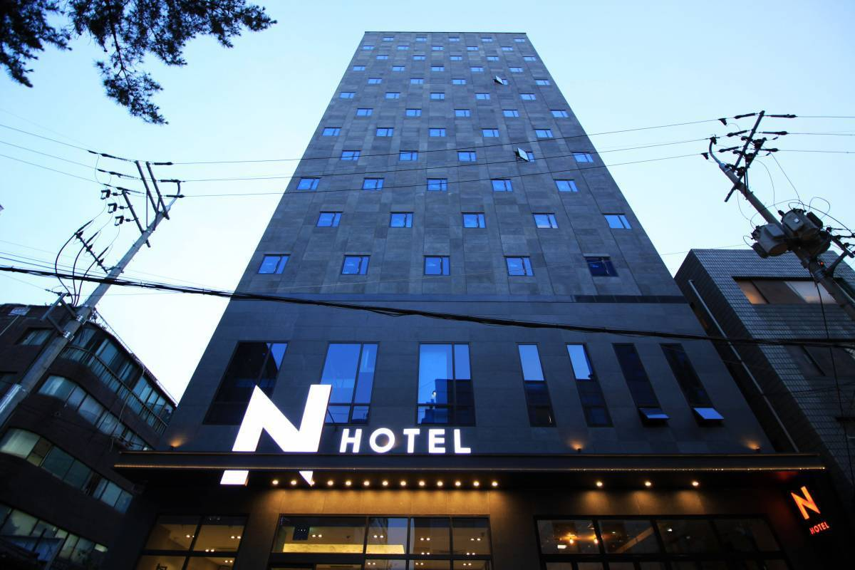Seoul N Hotel, Seoul, South Korea, South Korea hostels and hotels