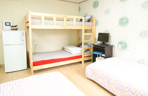 Twin Rabbit Mini Hotel, Seoul, South Korea, South Korea hostels and hotels
