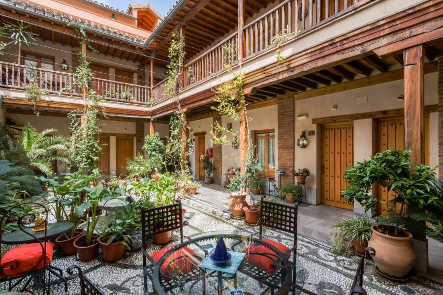 Abadia Hotel Granada, Granada, Spain, Spain bed and breakfasts and hotels