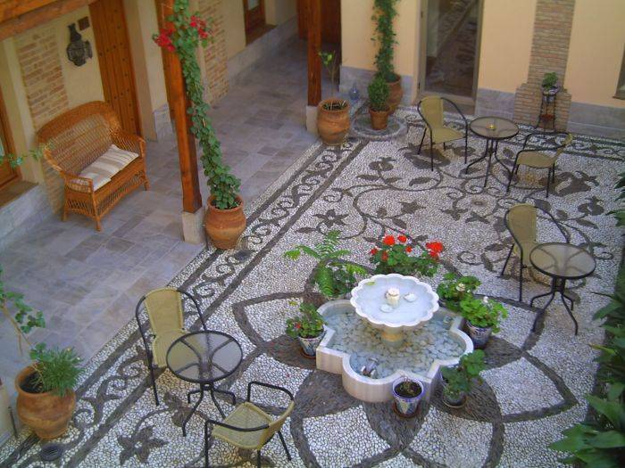 Abadia Hotel Granada, Granada, Spain, top 5 hostels and backpackers in Granada