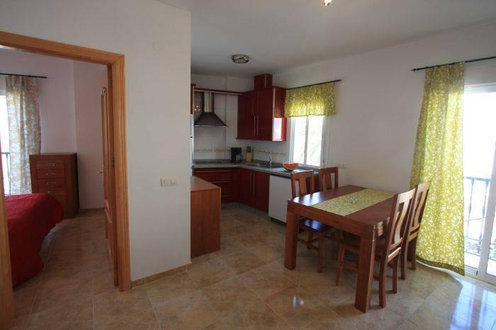 Apartamentos San Miguel, Nerja, Spain, relaxing hostels and backpackers in Nerja