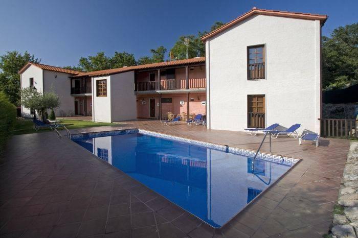 Apartamentos Via Nova, Lobios, Spain, Spain hostels and hotels