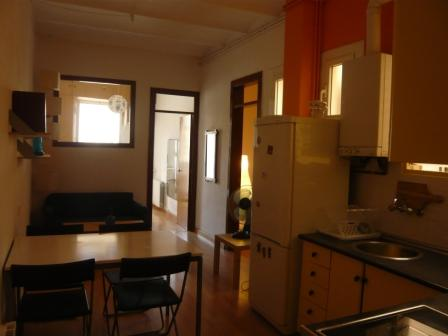 Apt Sagrada Familia, Barcelona, Spain, female friendly hostels and cheap hotels in Barcelona
