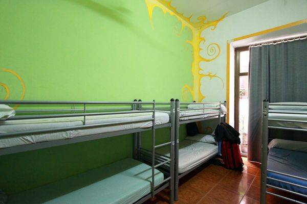 Arco Youth Hostel, Barcelona, Spain, Spain bed and breakfasts en hotels