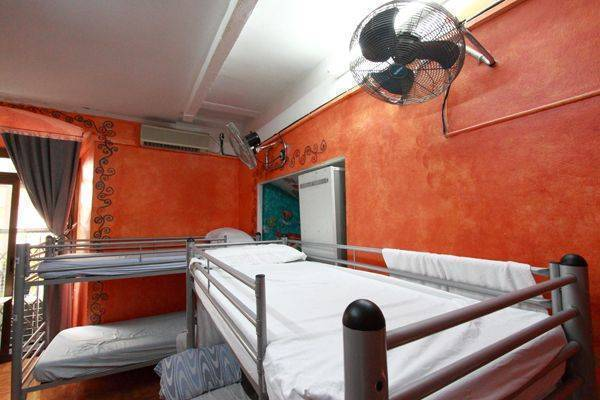 Arco Youth Hostel, Barcelona, Spain, compare with famous sites for hostel bookings in Barcelona
