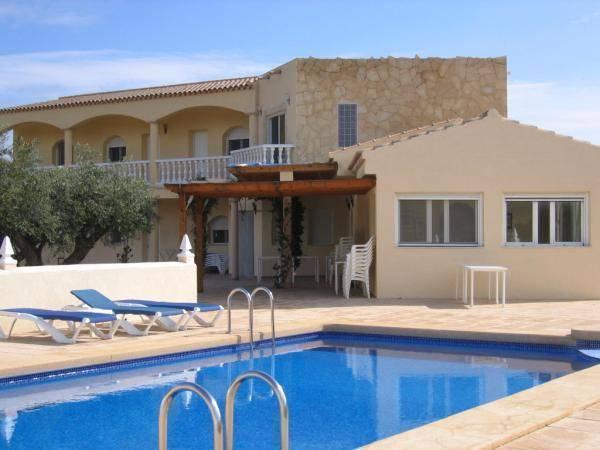 Casa Las Yeseras, Bedar, Spain, best luxury hostels in Bedar