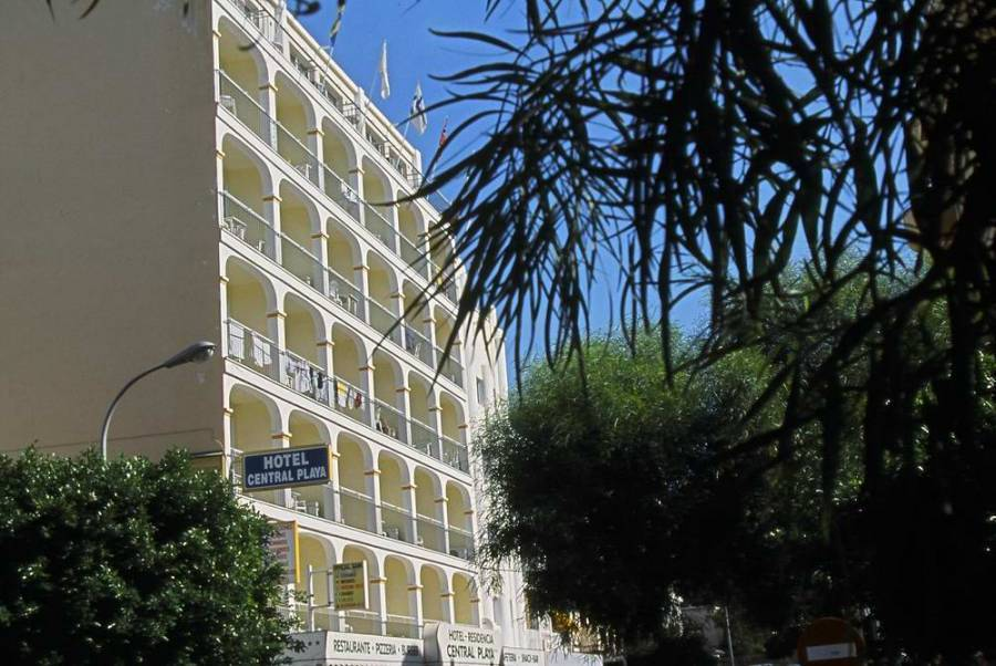 Central Playa Hotel, Ibiza, Spain, Spain hostels and hotels
