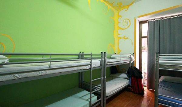 Arco Youth Hostel - Search available rooms and beds for hostel and hotel reservations in Barcelona 12 photos