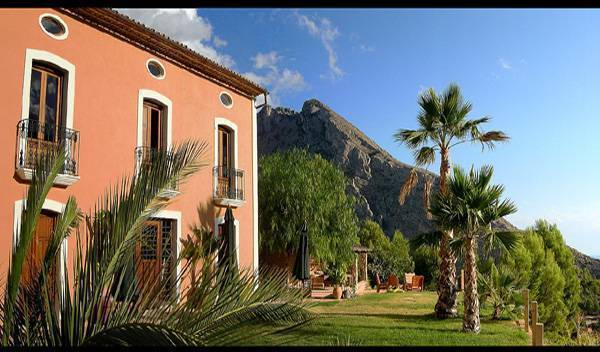 Finca El Tossal -  Altea, Alacant (Alicante), Spain bed and breakfasts and hotels 6 photos