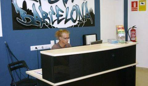 Graffiti Hostel - Get cheap hostel rates and check availability in Barcelona 9 photos