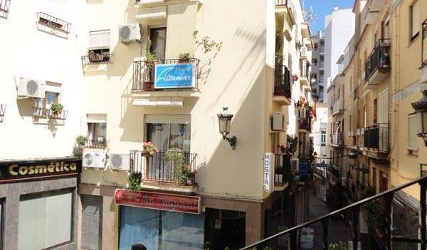 Hostal Altamar -  Almunecar, bed and breakfast holiday 26 photos