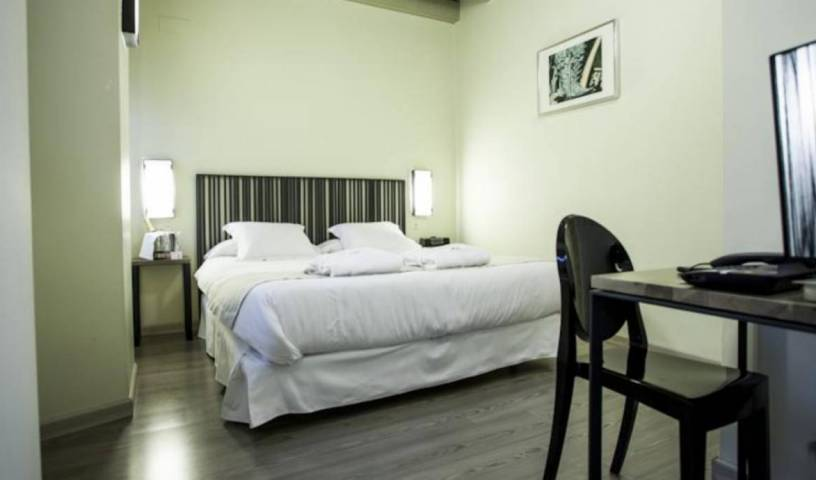 Hotel Boutique Casas de Santa Cruz, cheap bed and breakfast 7 photos