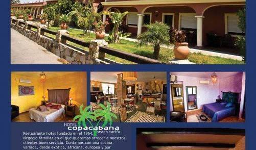 Hotel Copacabana Tarifa Beach - Get cheap hostel rates and check availability in Tarifa, youth hostel 16 photos