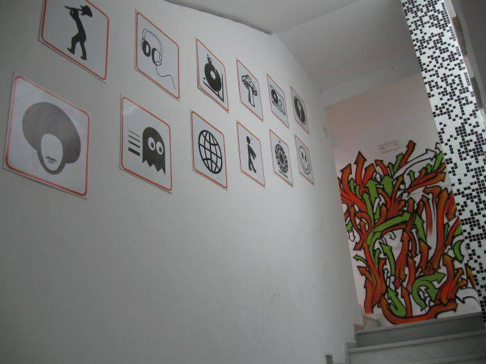Downtown Hostel Malaga, Malaga, Spain, Spain bed and breakfasts and hotels