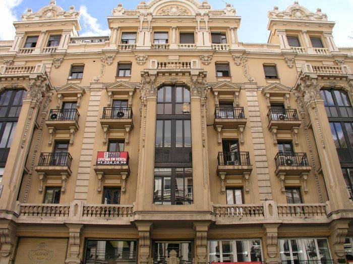 Hispano-Argentino Gran Via, Stadtzentrum Madrid, Spain, Spain bed and breakfasts and hotels